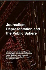Journalism, Representation and the Public Sphere