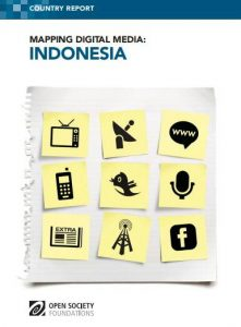 Mapping Digital Media in Indonesia